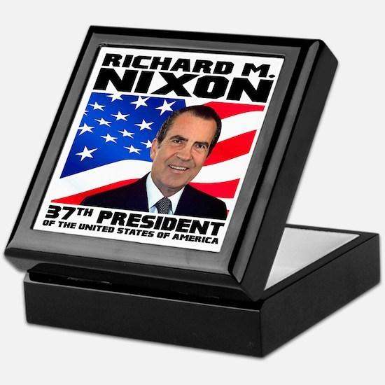 37 Nixon Keepsake Box