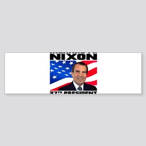 37 Nixon Sticker (Bumper)