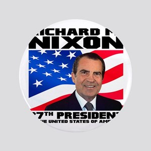 37 Nixon Button