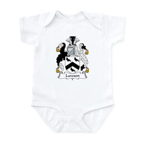 Lawson Family Crest Infant Bodysuit