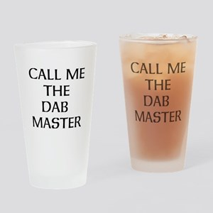 THE DAB MASTER Drinking Glass