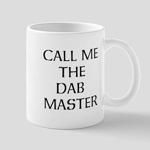 THE DAB MASTER Mugs