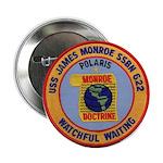 "USS JAMES MONROE 2.25"" Button"