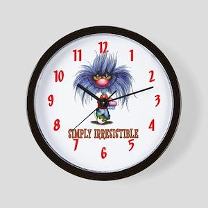 Zoink Irresistible Wall Clock