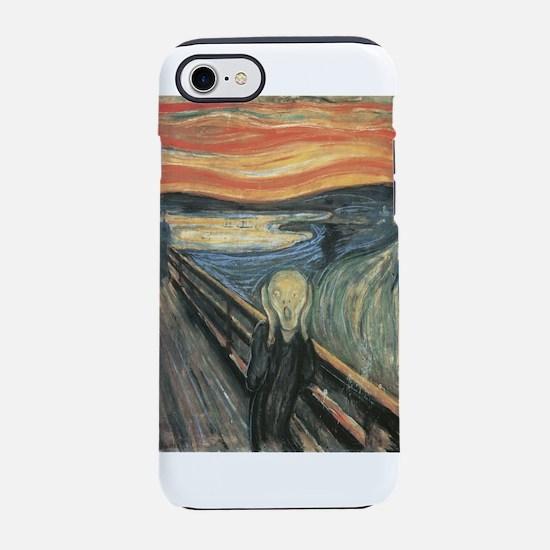 The Scream iPhone 7 Tough Case