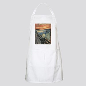 The Scream Light Apron