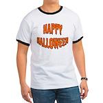 Happy Halloween Ringer T