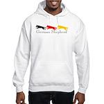 German Shepherd - GR Hooded Sweatshirt