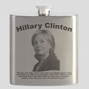 Hillary: AimHigh Flask