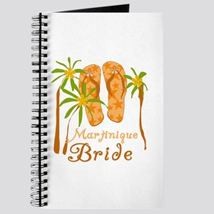 Tropical Martinique Bride Journal