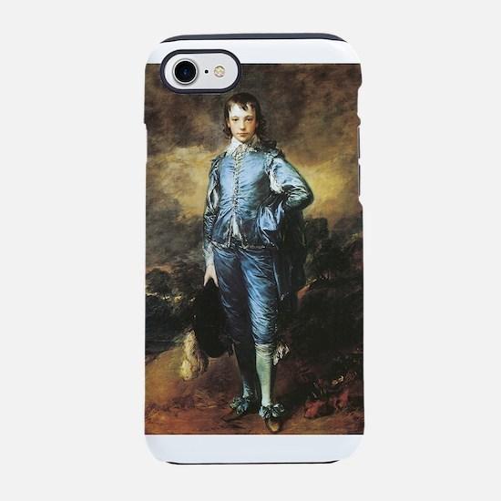 The Blue Boy iPhone 7 Tough Case