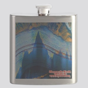 Discover the World: Ghost Mountain Flask