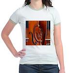 Tone eternal Jr. Ringer T-Shirt