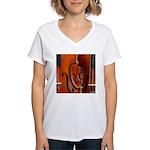 Tone eternal Women's V-Neck T-Shirt