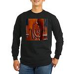 Tone eternal Long Sleeve Dark T-Shirt