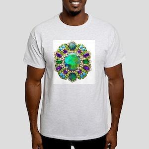 Jewelry Mandala Light T-Shirt