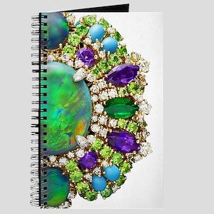 Jewelry Mandala Journal