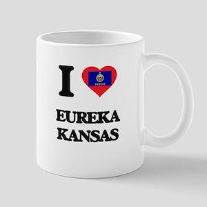 I love Eureka Kansas Mugs