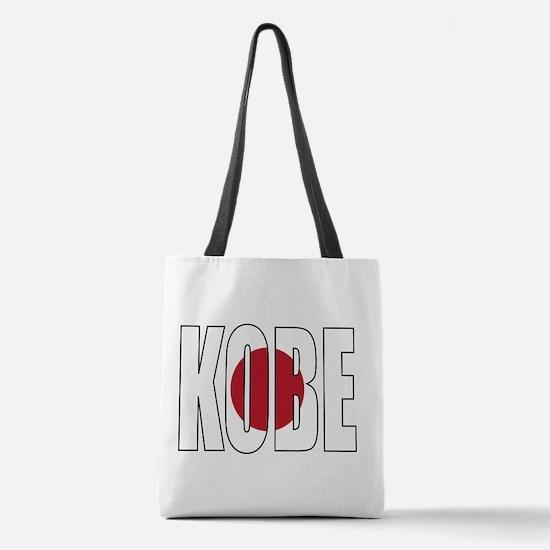 Kobe Polyester Tote Bag