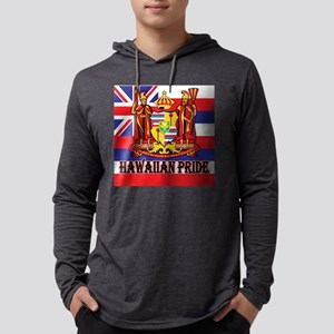 Hawaiian Pride Long Sleeve T-Shirt