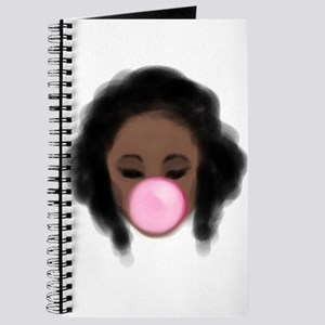 Bubble Gum Girl Journal