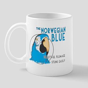 Norwegian Blue Mug