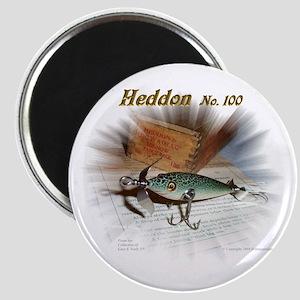 "Heddon 100 Minnow 2.25"" Magnet (10 pack)"