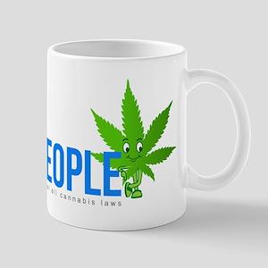420 People Logo Classic 1 Mugs