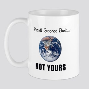 Not your planet Mug