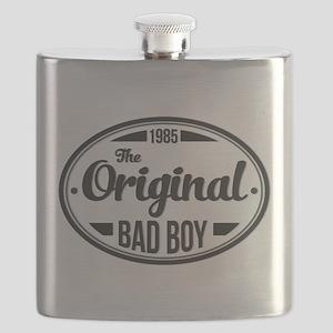 Birthday Born 1985 The Original Bad Boy Flask