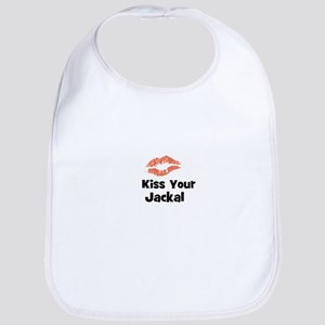 Kiss Your Jackal Bib