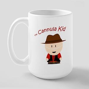 Cannula Kid Large Mug