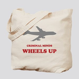 Criminal Minds: Wheels Up Tote Bag