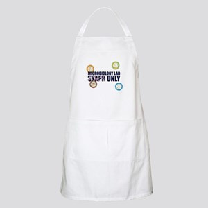 Microbiology Lab Staph Only Apron