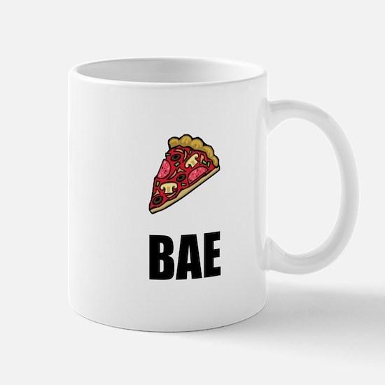Pizza Bae Mugs