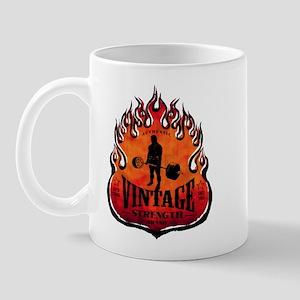 VINTAGE STRENGTH BRAND Mug