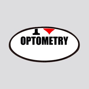 I Love Optometry Patch