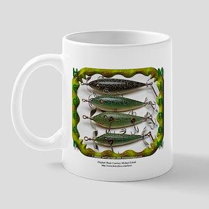 Heddon Minnows Mug