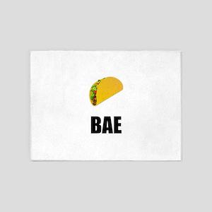 Taco Bae 5'x7'Area Rug