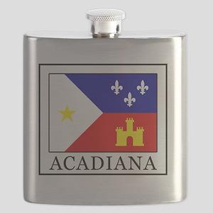 Acadiana Flask