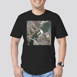 Discover the World: Ho Men's Fitted T-Shirt (dark)