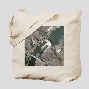 Discover the World: Hoover Dam Tote Bag
