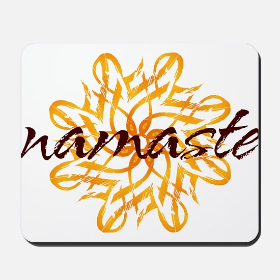 namaste_warm_white.png Mousepad
