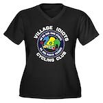VICC Logo Plus Size T-Shirt