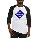 Judaism Baseball Jersey