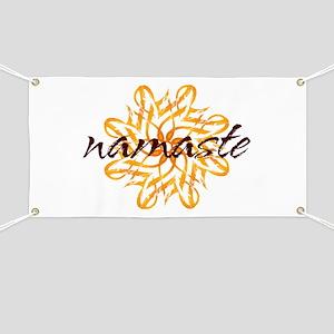 namaste_warm_white Banner