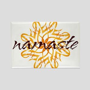 namaste_warm_white Magnets
