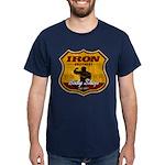BODY SHOP SIGN Dark T-Shirt