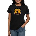 BODY SHOP SIGN Women's Dark T-Shirt