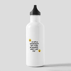 adult humor Water Bottle